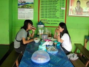 Restaurant in Jogyakarta