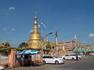 in Yangon, Myanmar