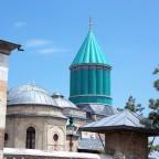 Von Derwischen, Konya und (ein wenig) Politik