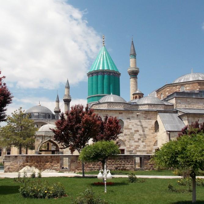 Mevlana-Kloster, Konya