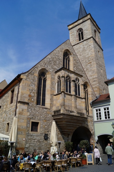Ägidienkirche am Wenigeplatz