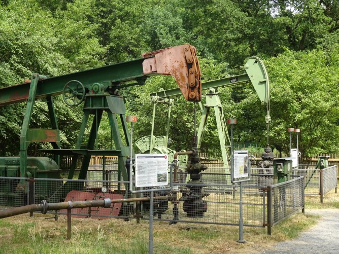 Pumpen im Freigelände