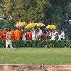 Sarnath: Wo der Mittelweg beginnt