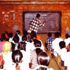 Ohne Schule, ohne Chance