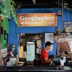 Malacca: Treffpunkt Geographer Cafe