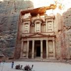 Petra: zurück in eine Fantasy